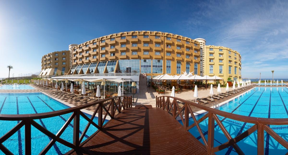 MERİT PARK HOTEL& CASİNO/KIBRIS/GİRNE