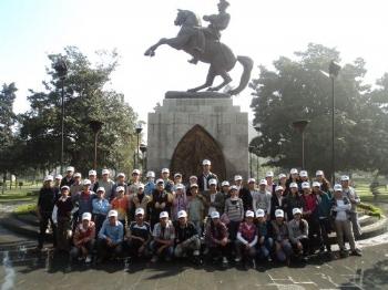 Malazgirt'ten Samsun'a Türklerin Anadolu Yolculuğunu Yaşatma Projesi