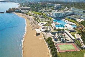 ACAPULCO RESORT CONVENTION SPA /KIBRIS/GİRNE