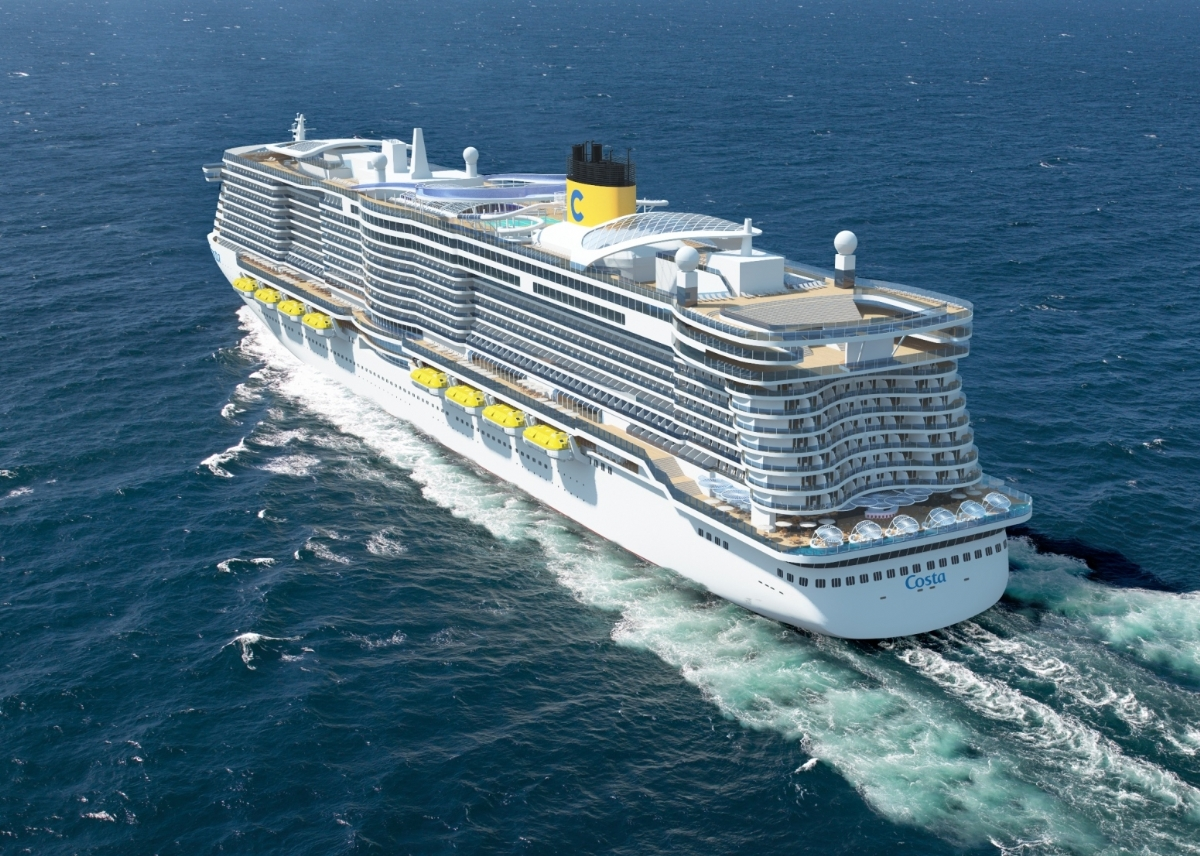 COSTA Gemi Turları