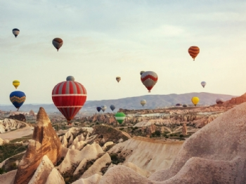 Kapadokya Turu  08-10 EKİM / 15-17 EKİM